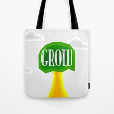 GROW Tote Bag