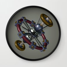 Space Shifter Wall Clock