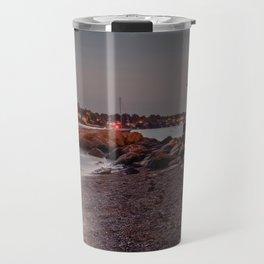 Fort Pickering Lighthouse Travel Mug
