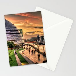 F O S T E R   architect   London City Hall Stationery Cards