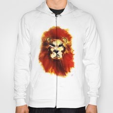 Lion ink Hoody