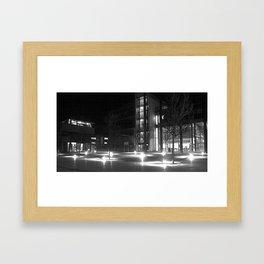 University of Lincoln  Framed Art Print