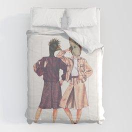 Two Birds Comforters
