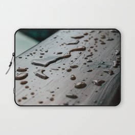 Droplets Laptop Sleeve