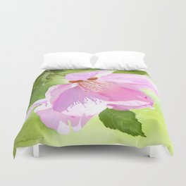 Apple Blossom Three Duvet Cover