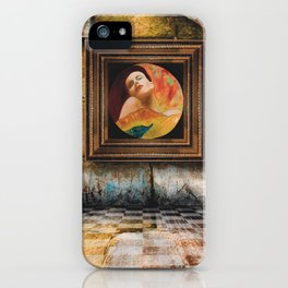 in madona iPhone Case