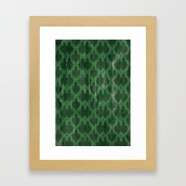 Al-Hamra forest Framed Art Print