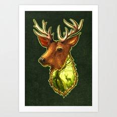 Spellbinding Nature Art Print