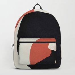 Sitting Model Flow Backpack