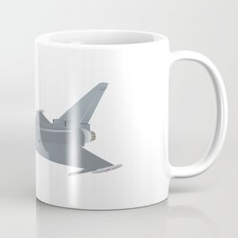 Eurofighter Typhoon Jet Fighter Coffee Mug