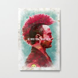 Sunset Overdrive Metal Print