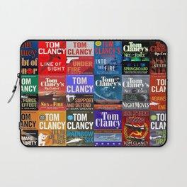 Tom Clancy Books Laptop Sleeve
