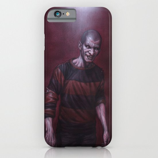 Jeffrey Darkside iPhone & iPod Case