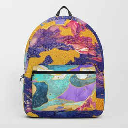 Dreamy Mountain - Illustration II Backpack