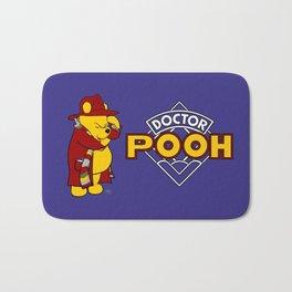 Doctor Pooh Bath Mat