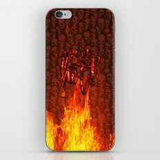 Very Hot! iPhone & iPod Skin