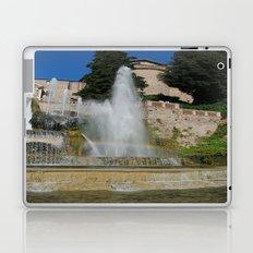 Tivoli Fountain Laptop & iPad Skin