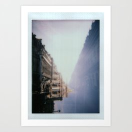Paris Surréaliste Art Print
