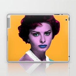 SOPHIA L O R E N POP ART Laptop & iPad Skin