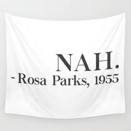 Nah Rosa Wall Tapestry