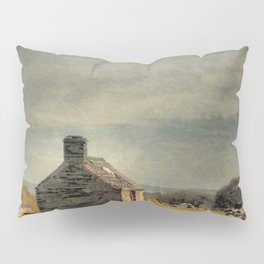 Is There Anyone at Home? Pillow Sham