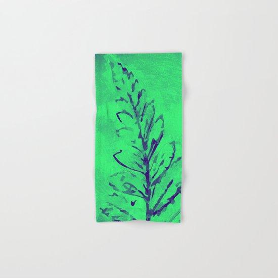 Painting I Hand & Bath Towel