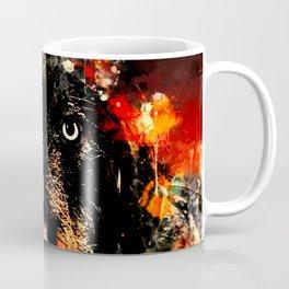 wire haired dachshund dog ws Coffee Mug