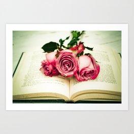 Faithfully Yours Art Print