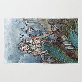 Tempest Mermaid Rug