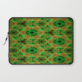 Concave Stature Pattern 4 Laptop Sleeve