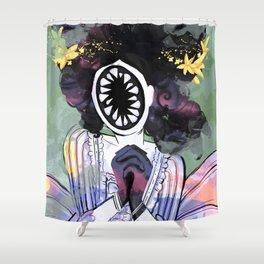 The Fairest Lady Shower Curtain