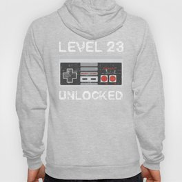 23rd Birthday Gift for Him or Her Hoody