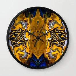 Arezzera Sketch #819 Wall Clock