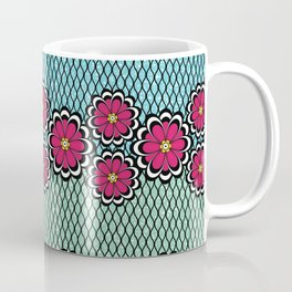 Afro Ankara Wax Print 5 Coffee Mug