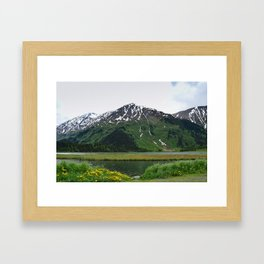 God's_Country - IIIbbd, Alaska Framed Art Print