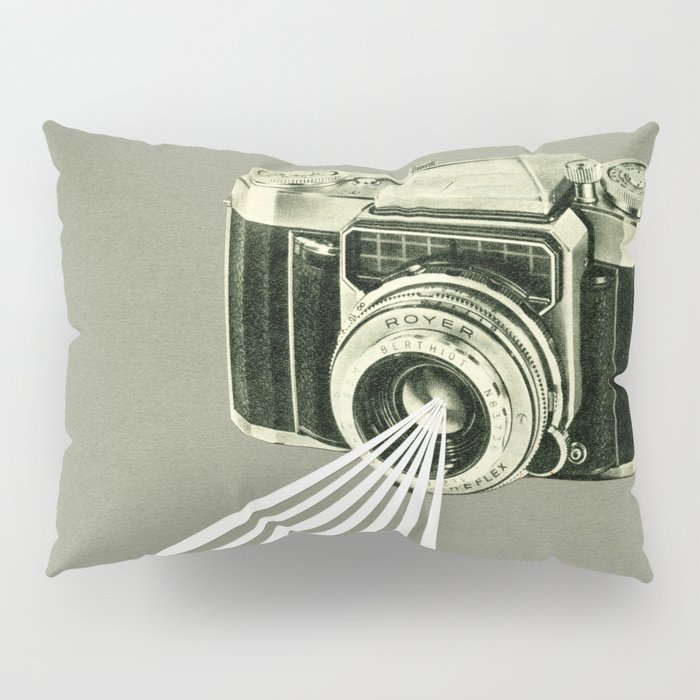 Depth of Field Pillow Sham