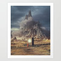AAPL (everyday 06.10.17) Art Print