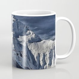 Mount Everest from the north side view in China Coffee Mug