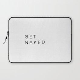Bathroom Decor Printable Art Get Naked Bathroom Wall Art Nursery Decor Bathroom Poster Typography Qu Laptop Sleeve