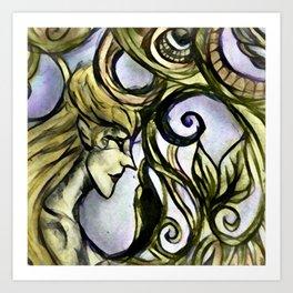 Alfheim Art Print
