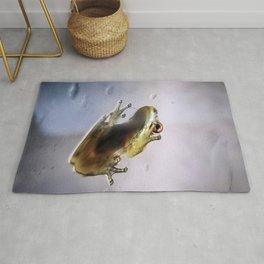 Feeling Froggy Rug