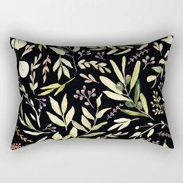 Eucalyptus in Autumn Rectangular Pillow