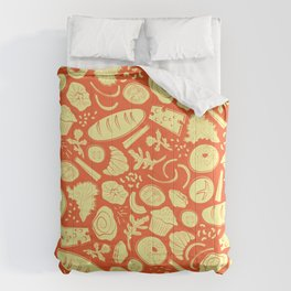 Bread and Breakfast Comforters