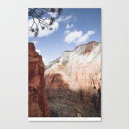 UPTO YOU Canvas Print