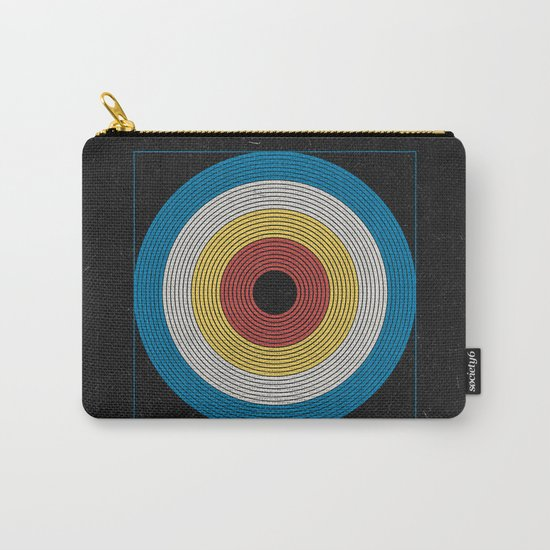 Making Peace With Noise Carry-All Pouch