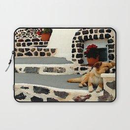 Santorini Stray Laptop Sleeve