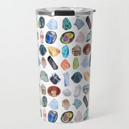 Illuminated Structure: Mineral Party 1 Travel Mug
