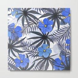 Tulipa pattern 15.1 Metal Print