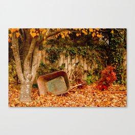 Autumn in Alabama Canvas Print