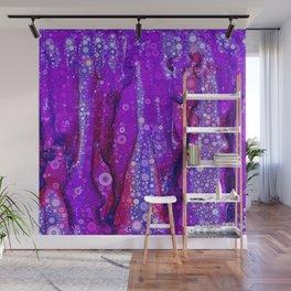 Cascading Effervescence Wall Mural